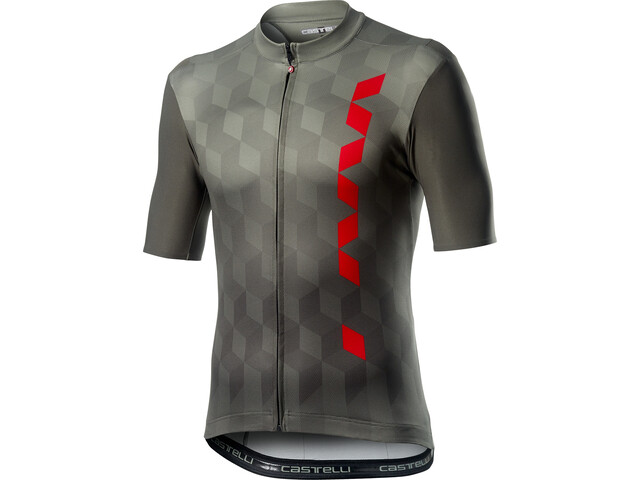 Castelli Fuori SS Jersey Men forest gray